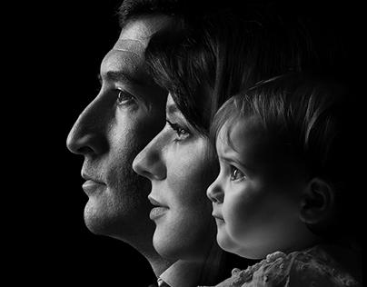 Creative Family Photo Shoot