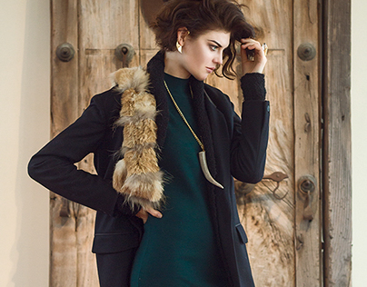 The Art of Winter Dressing / Chic Lifestyle 2015 Part#2