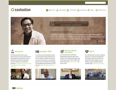 Caskadian Website Design