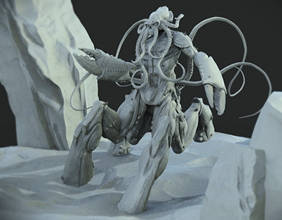 Cthulhu-Kraken-Centaur