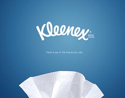 Kleenex: Have a Say