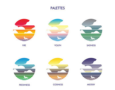 Circle Palettes