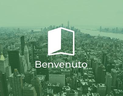 Benvenuto - Logo