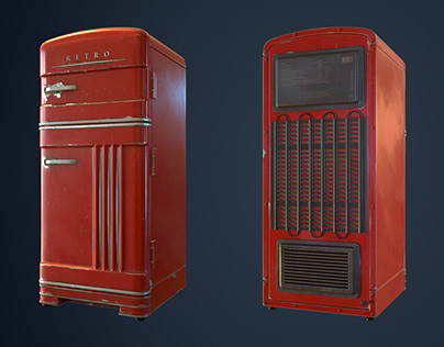 Retro fridge (part 2)
