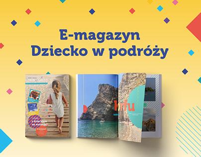 Dziecko w podróży / E-magazyn