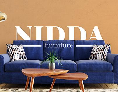 Manufacturing a New Logo - NIDDA Furniture