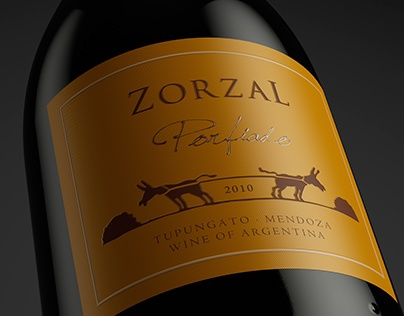 Porfiado by Zorzal Wine