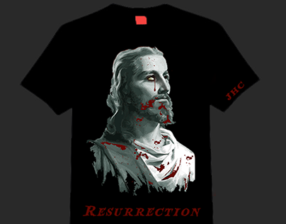 Resurrection | T-Shirt Design