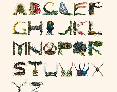 Arthropod Alphabet