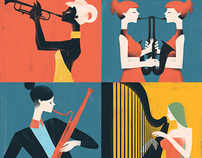 Instrumental Zodiac Girls