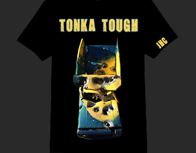 Tonka Tough | T-Shirt Design