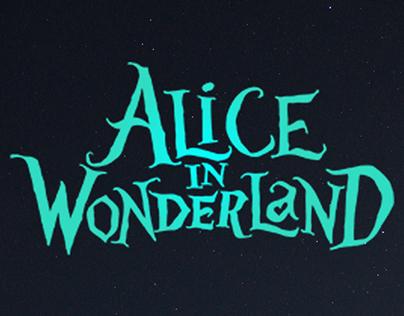 "Level design ""Alice in Wonderland"""