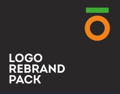 logo rebrand pack