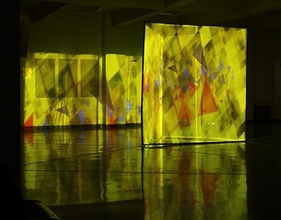 Singularity - A Dance & Audio-Visual Performance