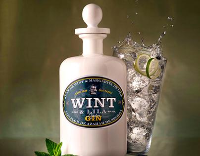 Wint&Lila Gin - Packaging