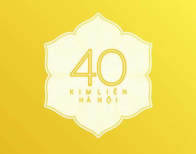 Kim Liên High School 40th Year Anniversary