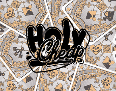 x HOLY CHEAP #5 x Cards edition