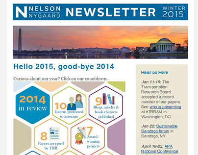 Nelson\Nygaard E-mail Infographic