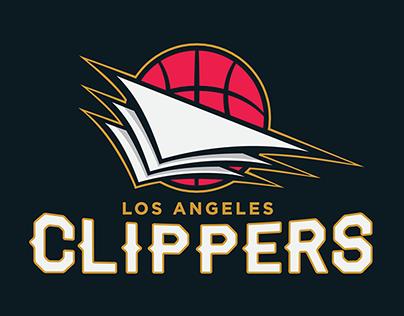 LA Clippers: Visual Rebrand