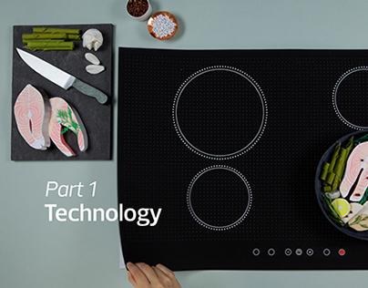 SCHOTT Ceran® worldwide campaign - Part I - Technology