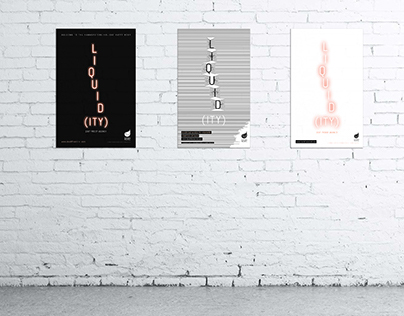 Dash Financial Liquidity Poster Series