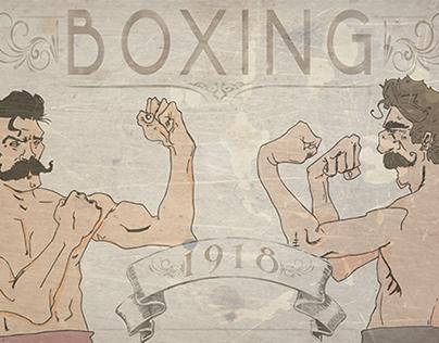 Boxing 1918