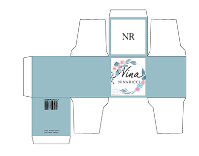 Packaging Parfum Nina