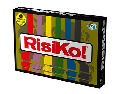Risiko! - Pack Design