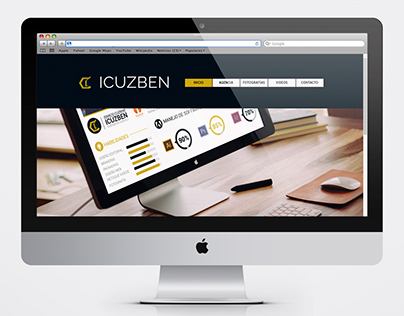 Página Web (Portafolio)