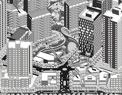 OVERLAPPED SEQUENCE-Residential Community in Shanghai