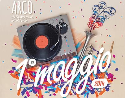 1° Maggio - Poster