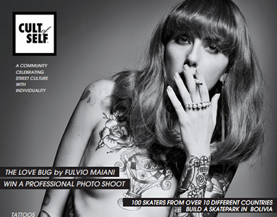 Cult of Self Magazine Issue #2