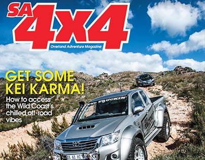 Cover Design for SA 4x4