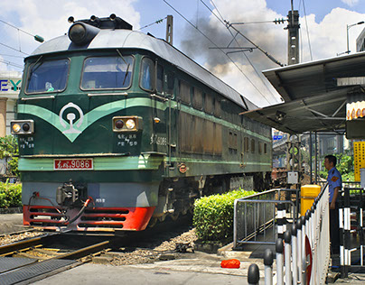 Railroad Crossings in Cities