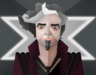 X Factor 8   illustrations
