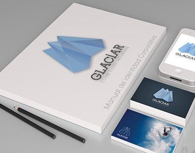 Glaciar - Manual de Identidad Corporativa