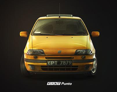 FREE 1995 Fiat Punto GT