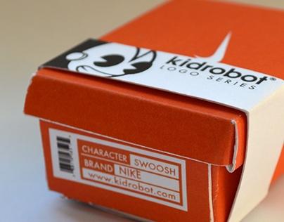 Kid Robot Logo Series