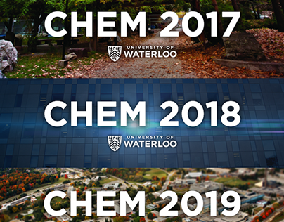 UWaterloo Chemical Engineering Media Banners