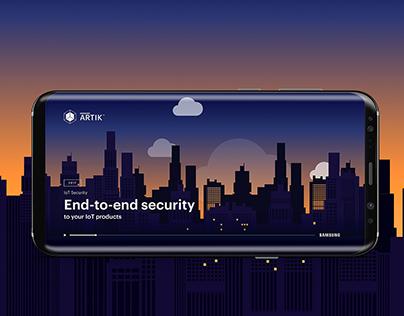Samsung IoT Security