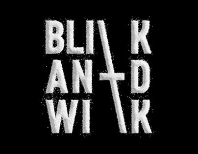 Blink And Wink Branding