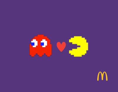 "McDonalds ""I'm Lovn' It"" Brand Refresh/Roll-Out"