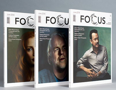 FOCUS Creative Photography Magazine