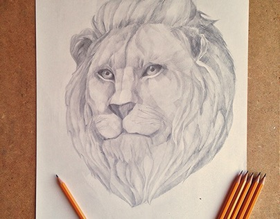 Art of Lion