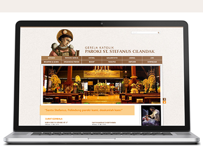 St. Stefanus Website
