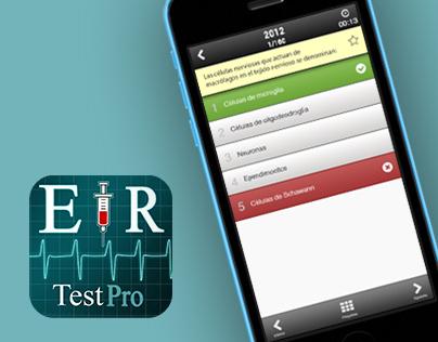 EIR Test app