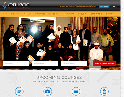 Ethraa Consulting and training
