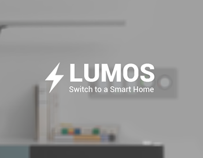 Switches for home automation - Lumos