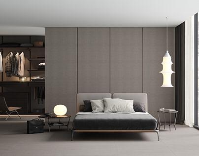 Bedroom Rimadesio/Poliform