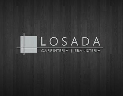 LOSADA Luxury Carpentry Brand Design